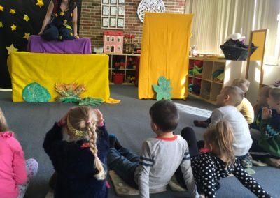 keliones teatras vaikams