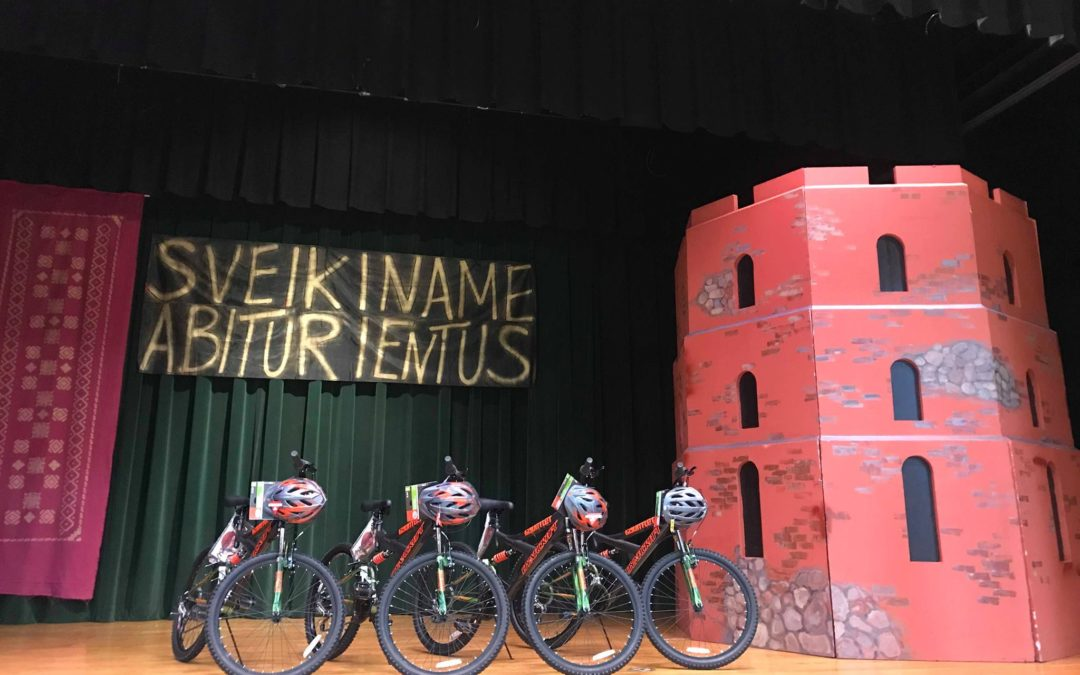 Bikes For Reading